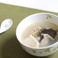 椰子煲雞湯