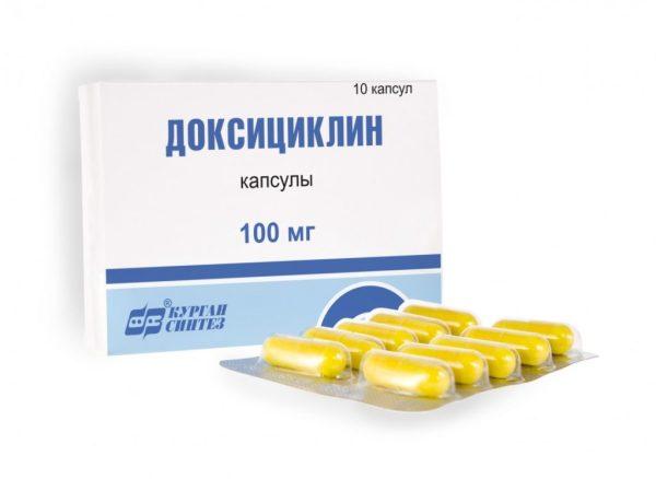 Доксициклин от прыщей: отзывы, фото, как принимать, курс ...