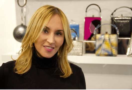 Rising Star Nominee and Luxury Handbag Designer Jill Haber