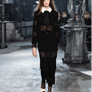 Lagerfeld Does it Again for Chanel's Latest Fashion Show
