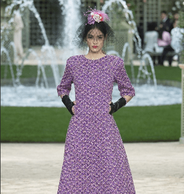 Chanel's Haute Couture Has Ideas For Brides