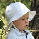 【赤ちゃんが帽子をかぶらない…泣】夏の帽子の選び方とかぶせるコツ