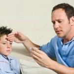 子供のインフルエンザの症状と風邪の違いは!?いつから登園登校できる?