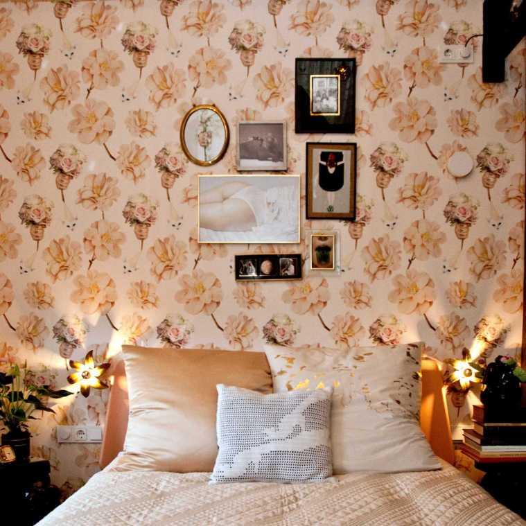 Wallpaper repeat pattern