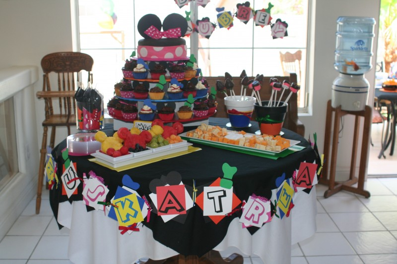 Mickey Mouse Clubhouse Cake Table Ideas The Best Cake Of 2018