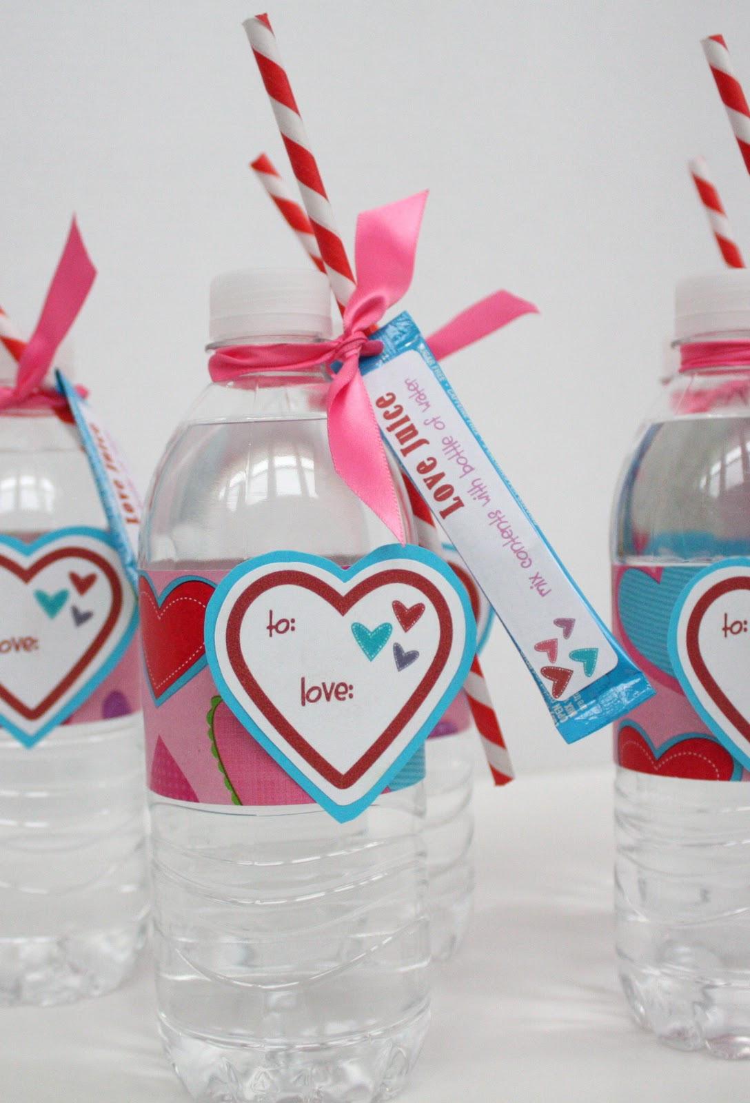 Top 5 Healthy No Candy Valentine Ideas