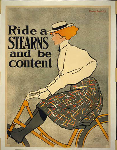 Riding on Bikes with Skirts - A Summer of No Pants Guest Post (3/6)
