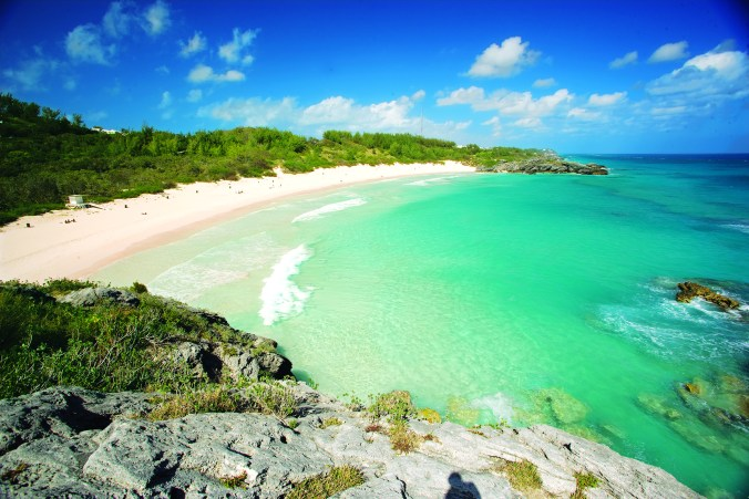 Horseshoe Bay Beach (photo credit Bermuda Tourism Authority)