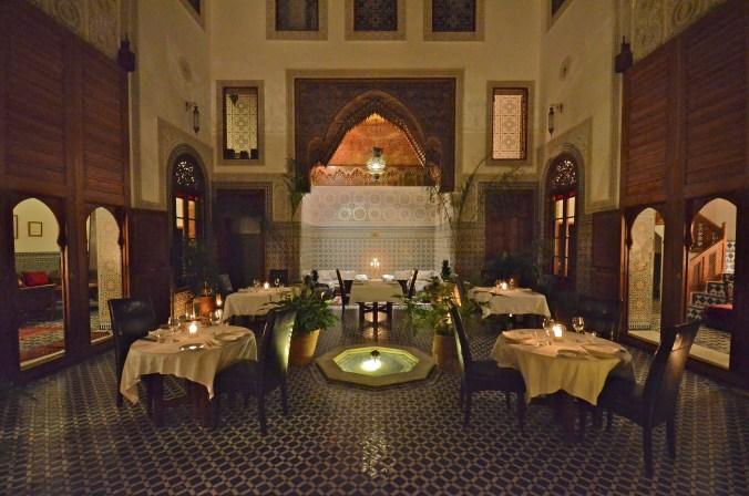 Restaurant - Dar Roumana