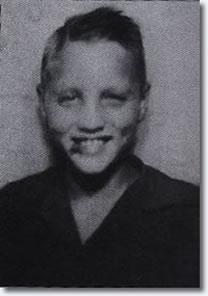 Elvis, age 12