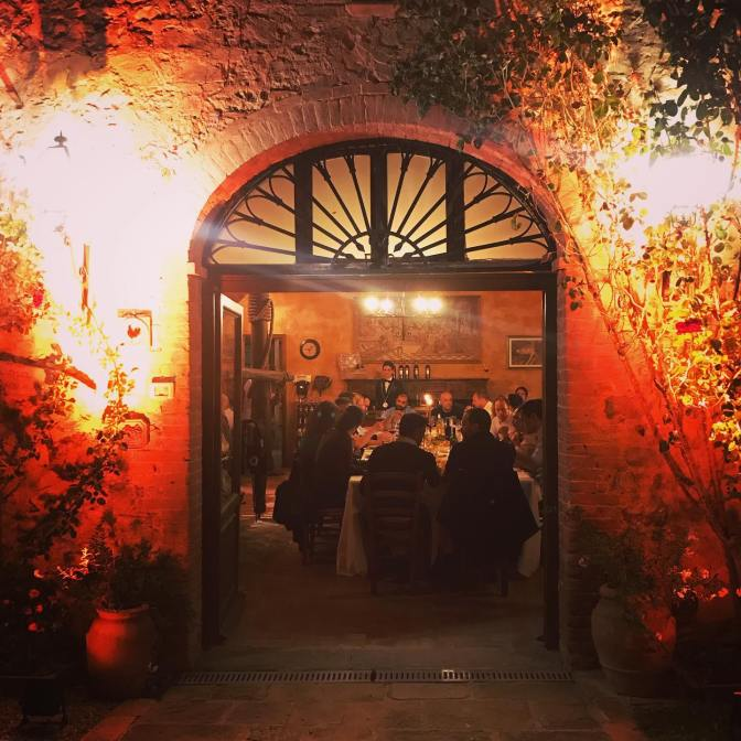 dinner at La Lama: Looks like heaven to me! (photo courtesy of La Lama)