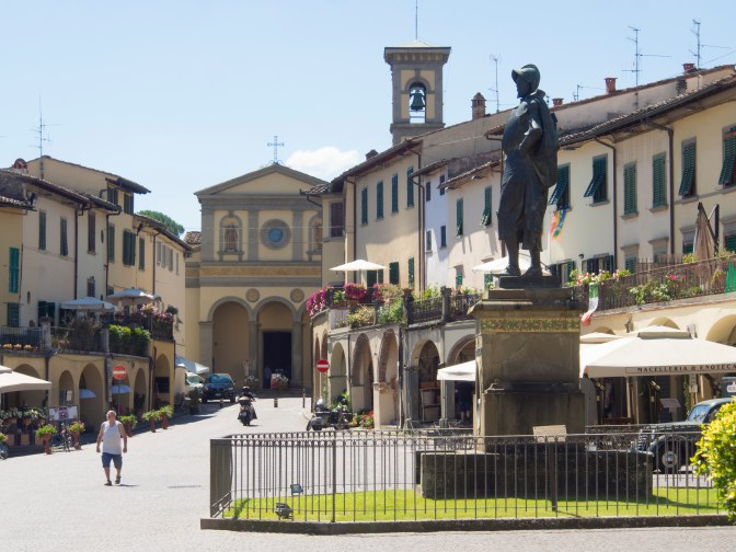 Greve, Chianti (photo by Stefano Cellai/Shutterstock.com)