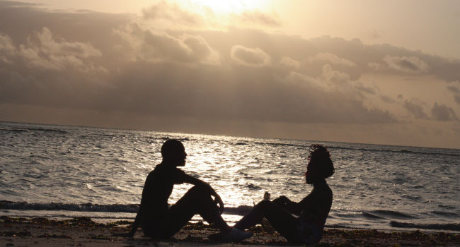 Sunrise and Goodbye Malindi 3