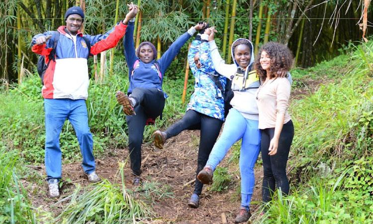Elephant Hill Hike 3