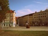 Bratislava, ešte letná