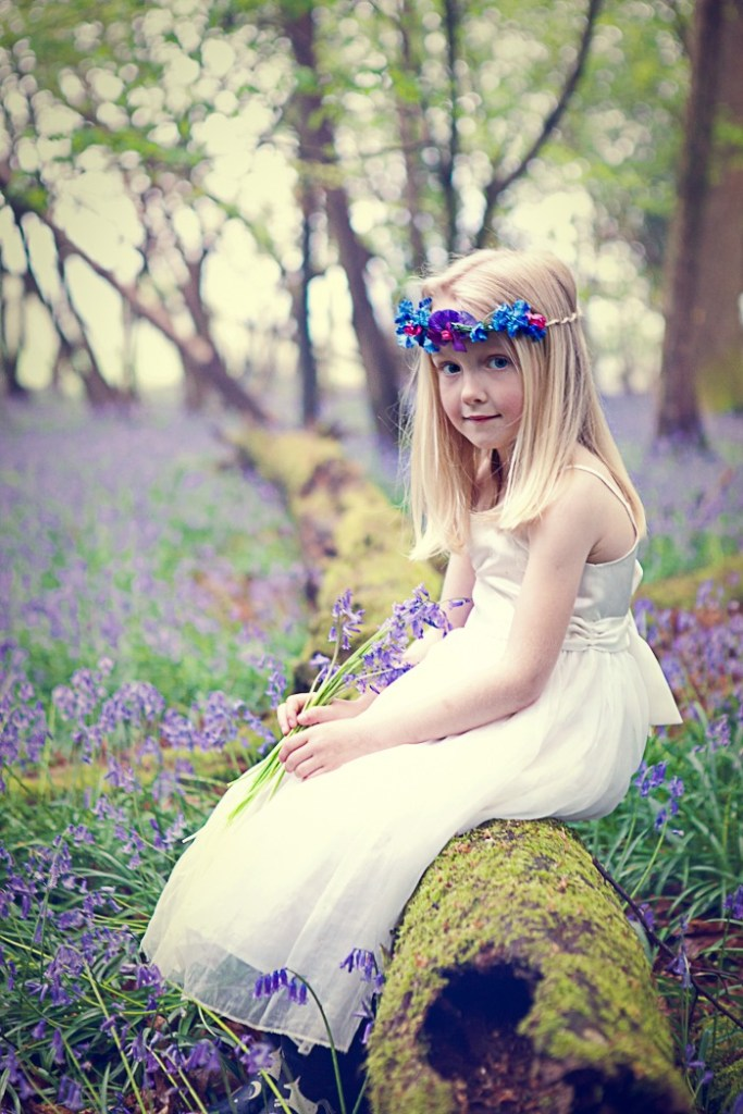 Bluebell girl by Mimi VP