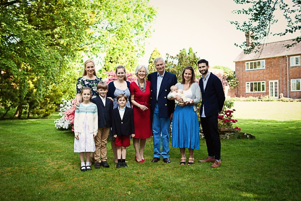 Large family East Sussex