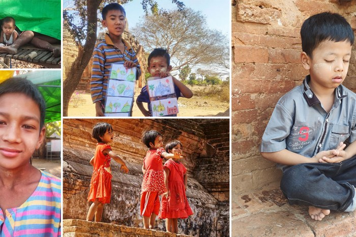 【緬甸自由行】那一年在緬甸遇見的孩子們