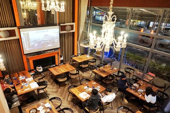 【林口聚會餐廳】意享美式廚房×寵物友善餐廳|整隻龍蝦浮誇上桌,餐點吸睛又美味,邊用餐邊看賽事轉播超刺激