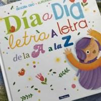 Día a día letra a letra de la A a la Z - reseña libro
