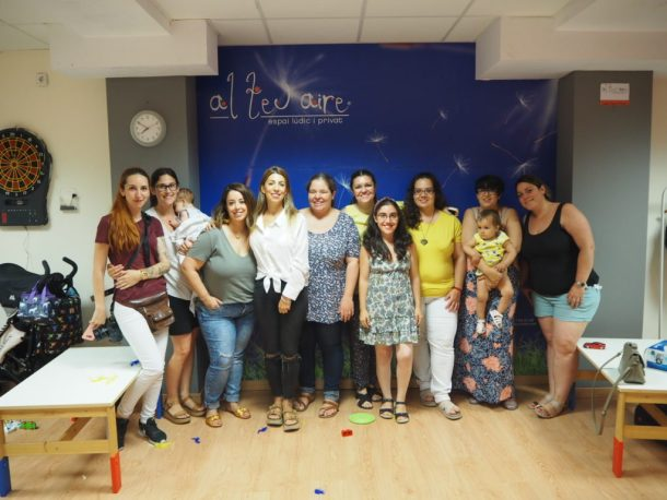Evento mama influencer club 2 en Sala Al Teu Aire