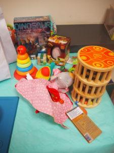 Algunos de los productos que mostró Alex de Stoksdidactics
