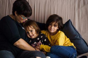 Nosotras tres - Foto Victòria Peñafiel