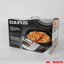Presentación de robot Taurus