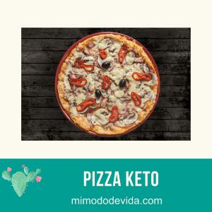 pizza keto min - Cetosis