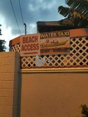 'Beach access' make a right