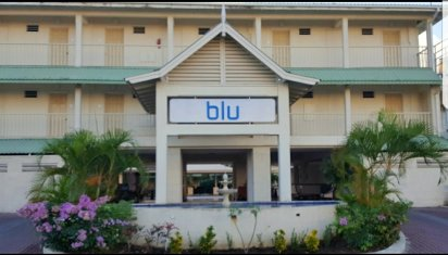 Front of blu