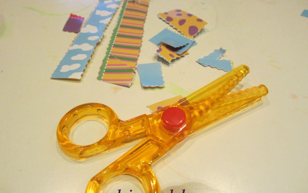 El manejo de las tijeras en los niños: importancia, consejos y fichas para recortar