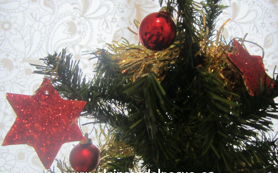 C mo hacer adornos navide os f ciles y baratos mi mundo - Hacer adornos navidenos ...
