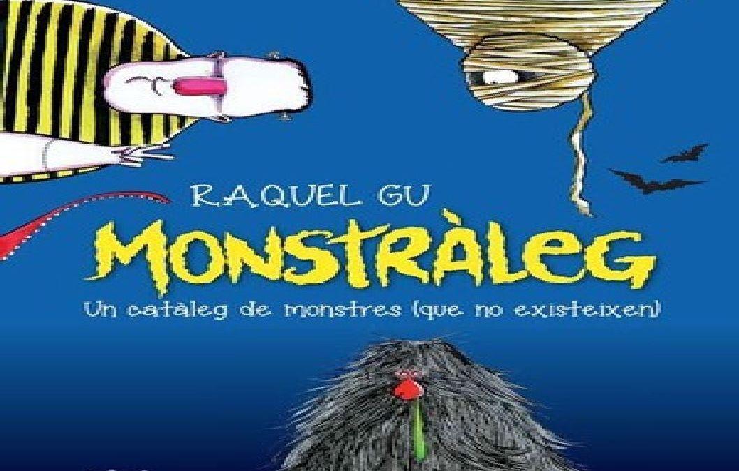 MONSTRÀLEG, CUENTO DE MONSTRUOS