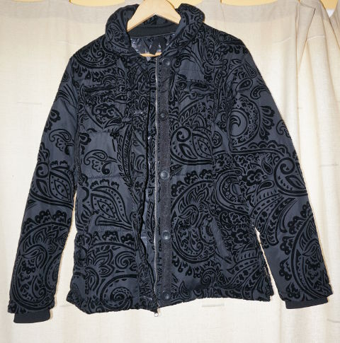 Midnight Jacket Desigual