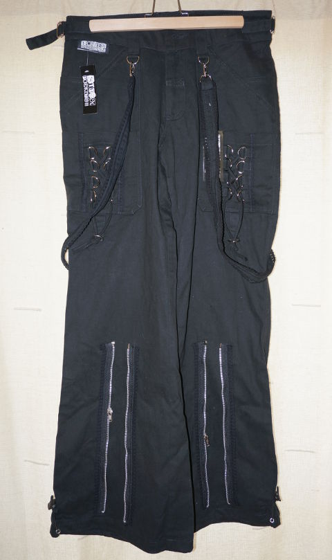 Poizen Industries bondage trouser