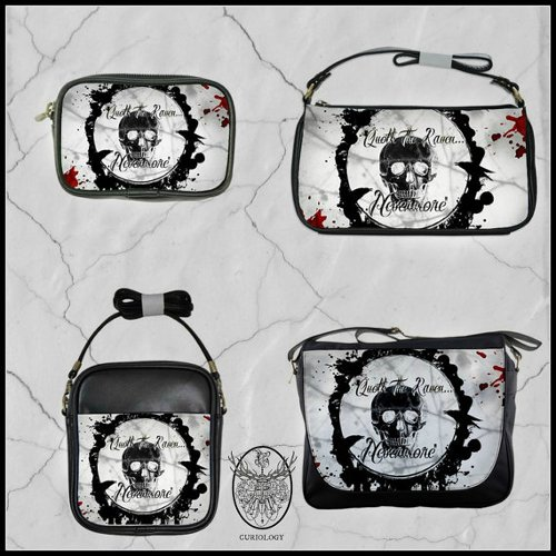 nevermore bag