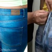 Cómo Ajustar La Cintura de  pantalon, paso a paso!