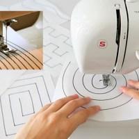 Ejercicios Aprende a usar la máquina de coser
