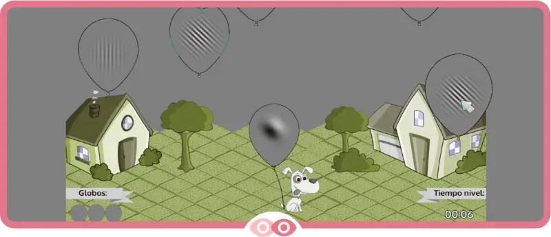 Visionary - Juego 3D Pincha Globos -www.mimundovisual.com
