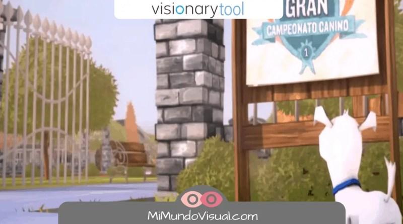 Visionary - Juegos 3D