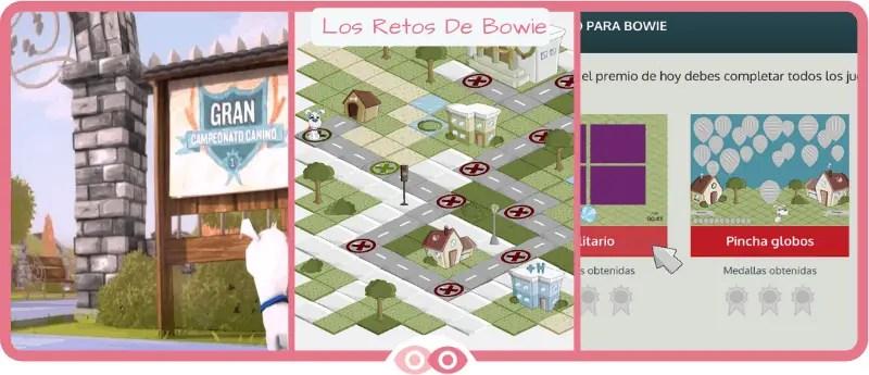 Visionary - 3D - Los Retos De Bowie