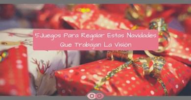 5 Juegos para regalar estas Navidades que trabajan la visión - mimundovisual.com
