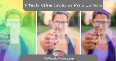 3 Tests Online Gratuitos Para La Vista - mimundovisual.com