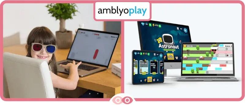 Nuevas Tecnologías para la Terapia Visual - AmblyoPlay - mimundovisual.com