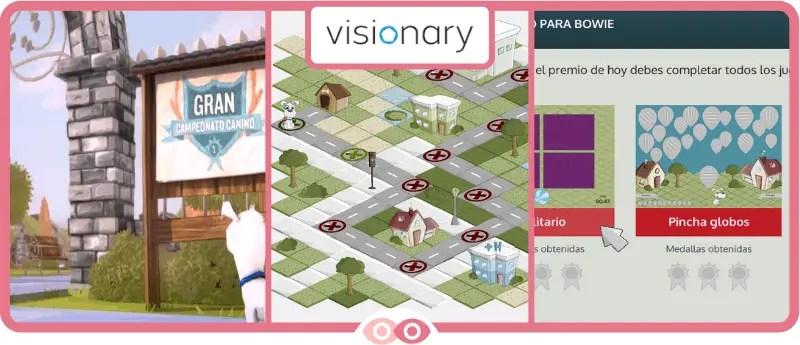 Nuevas Tecnologías para la Terapia Visual - Visionary - mimundovisual.com