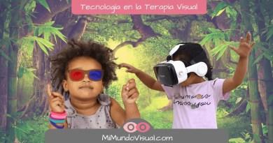 Nuevas tecnologías en la terapia visual - mimundovisual.com