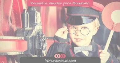 Requisitos Visuales Mínimos Para Conducir Un Tren - mimundovisual.com