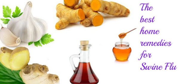 home remedies to avoid swine flu