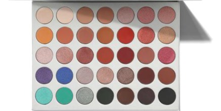Best Eyeshadow Palettes For Dark skin tone
